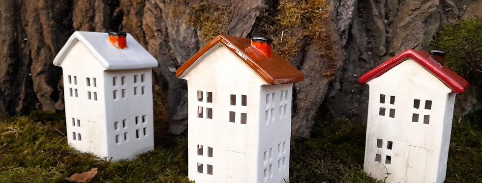Haus zum beleuchten 7 x 15 cm