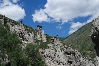 Altai Rusland 2017