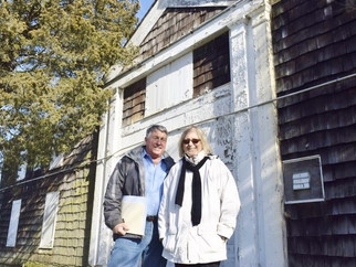 Residents Push for Tupper Boathouse In North Sea To Become A Marine Center And Museum