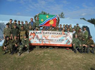 Военно-полевые учебно-тренировочные сборы - 2015
