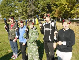 Лазертаг турнир в центре г. Одинцово!!!