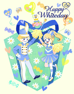 HAPPY WHITEDAY