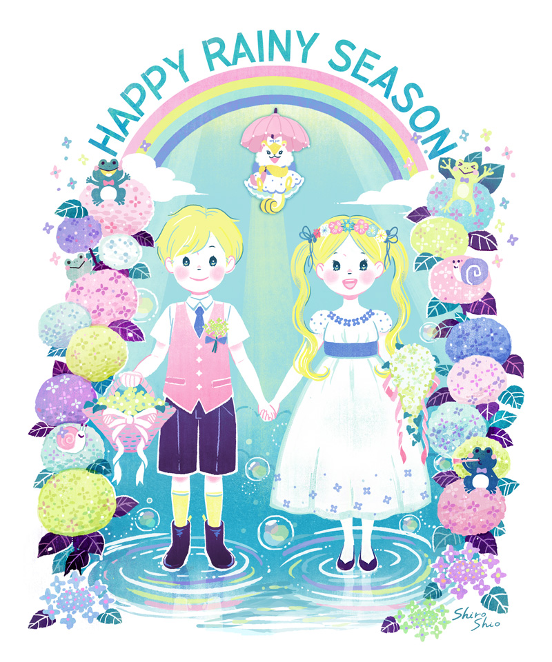 HAPPY RAINY SEASON