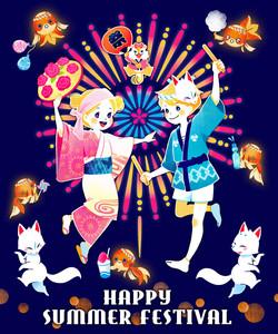 HAPPY SUMMER FESTIVAL