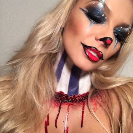 Halloween Sminkek