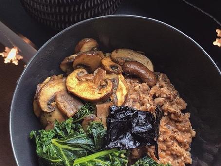 Lesson no 5 : porridges salées