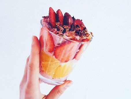 Lesson no. 3 : La folie des fraises