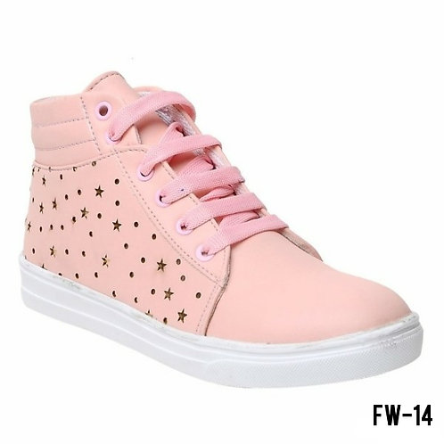 Women's Fab Sneaker Shoes