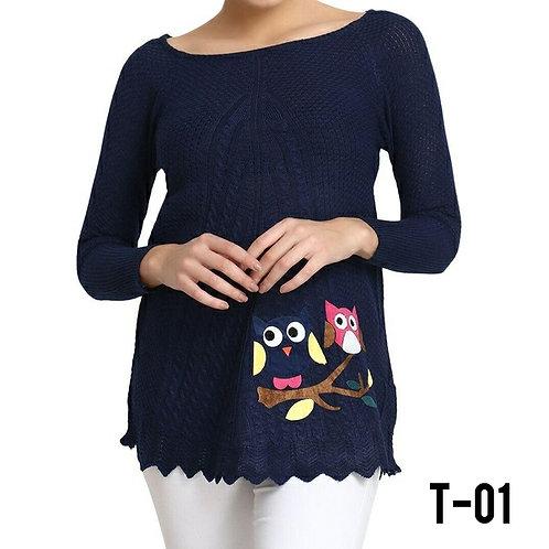 Woolen Tunics
