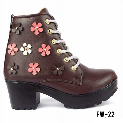 Women's Trendy Casual Boots Vol - 2
