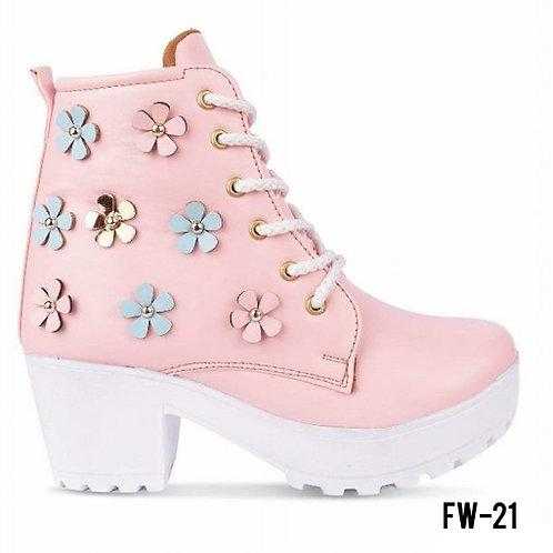 Women's Trendy Casual Boots Vol - 2