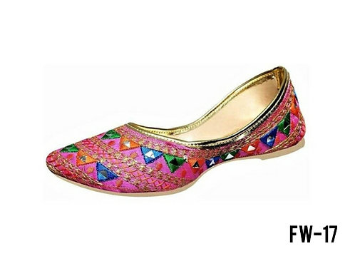 Women's Ethnic Jutis Vol - 4