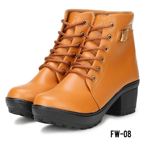 Women's Casual Boots Vol-2