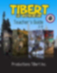 Cover Page TiBert Teacher's Guide 2.0.jp