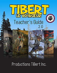 Cover Page TiBert Teacher's Guide 2.0.jp