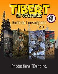 Page titre TiBert Guide de l'enseignant