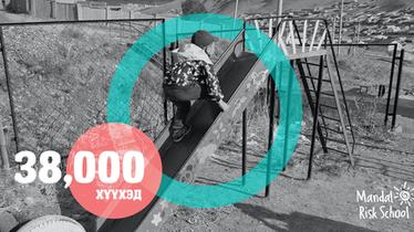 Жилд 38,000 хүүхэд гэнэтийн осолд өртөж байна