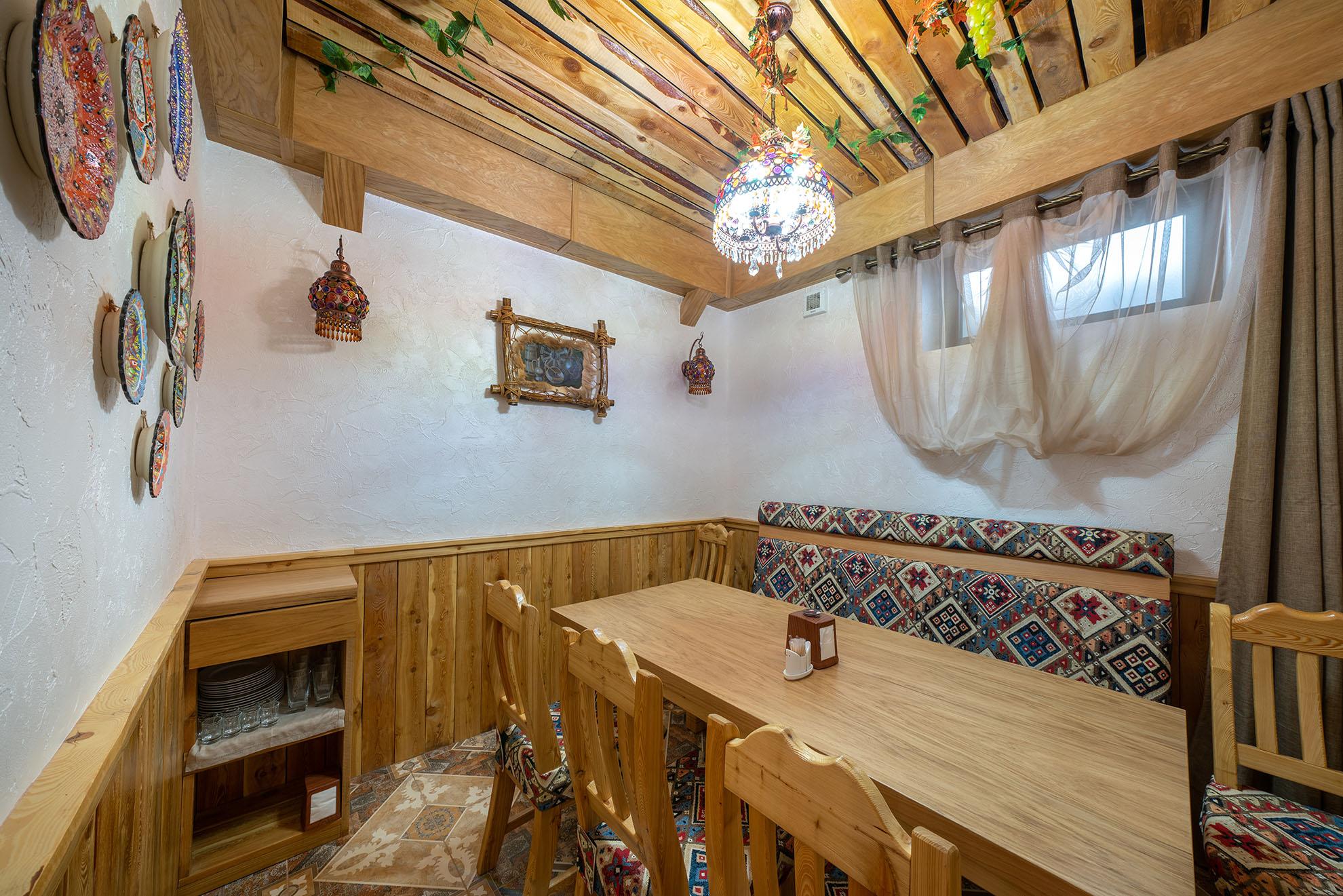 Ресторан Aleon Hotel Makhachkala