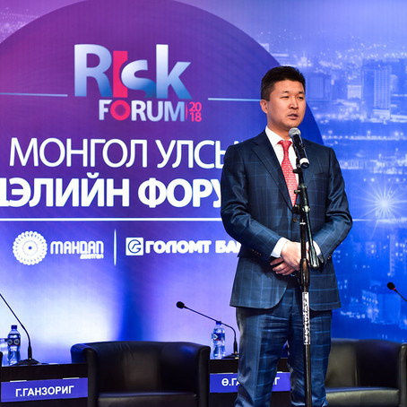 Монгол Улсын Эрсдлийн Форум 10 дахь жилдээ