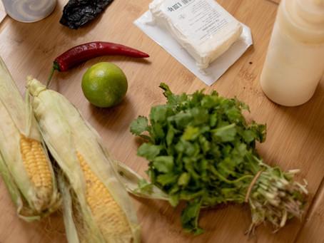Kukuřice Elote - Letní street food za pár minut.