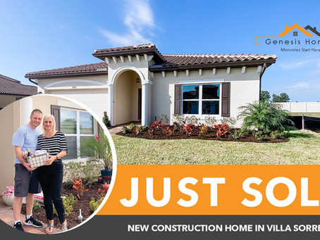 Welcome Home, Homeowners!