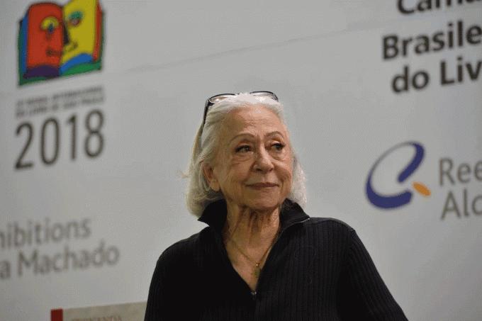 Fernanda Montenegro será a nova imortal da Academia Brasileira de Letras