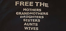 free our mothers daughters tshirt croppe