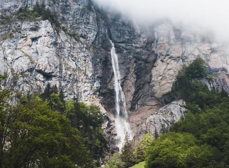 Spring Waterfalls - Under the Spell of Lauterbrunnen