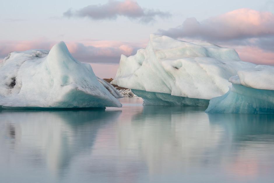 Ice Lagoon in I