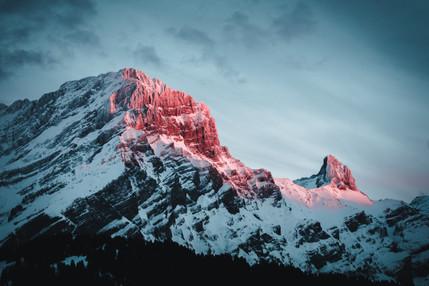 Grand Muveran, Switzerland