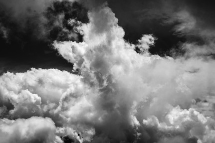 White Clouds, Switzerland