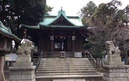 【二・小山八幡神社/三谷八幡神社】