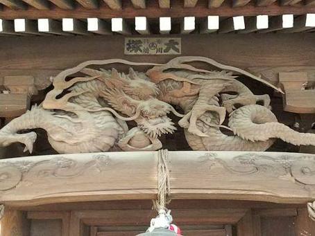 【五・野毛六所神社】