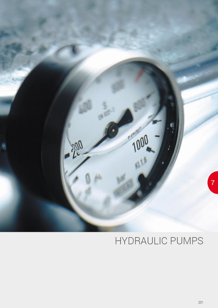 Hidraulikus tápegységek   Pompe hidraulice   Hydraulické pumpy   Hidravlične črpalke