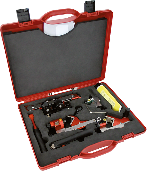 Set - Stripping tools for MV cable - 1799004