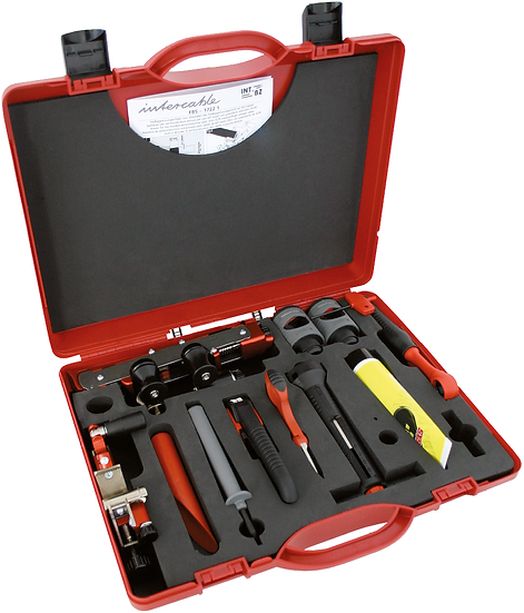 AMX - AIRBAG - Complete cable stripping tool set for AIRBAG-cable - 17210