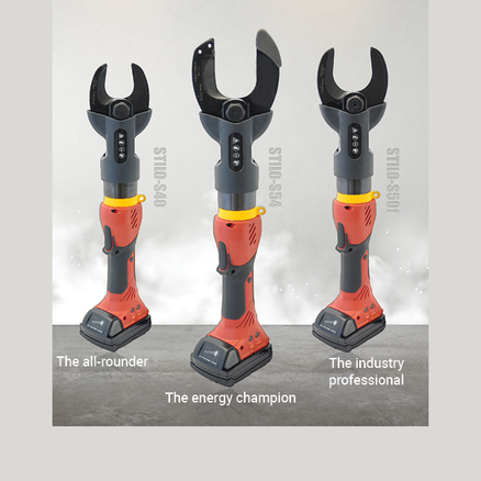 NEW - Stilo-S battery operated hydraulic cable cutters