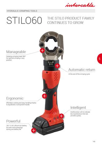 Hidraulikus présszerszámok | |  Prese de sertizare hidraulice | Hydraulické lisovacie nástroje | Hidravlično orodje za prešanje