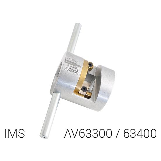 AV63300 / AV63400 - Cable stripper for primary insulation