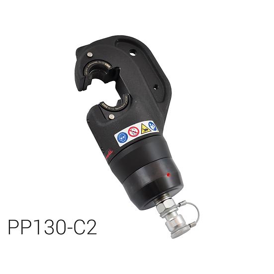 Hydraulic crimping head | 130 kN | max. 400 mm2
