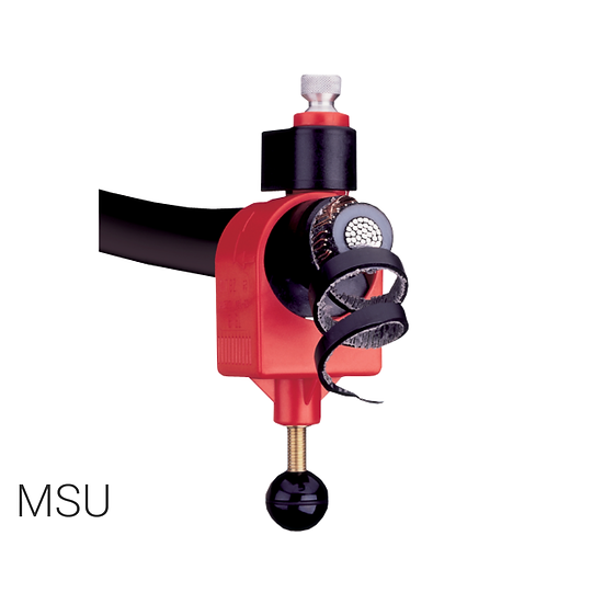 MSU - Stripping tool for special external insulation