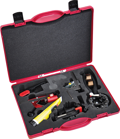 Set 4 - Stripping tools for armoured cables - 1799008