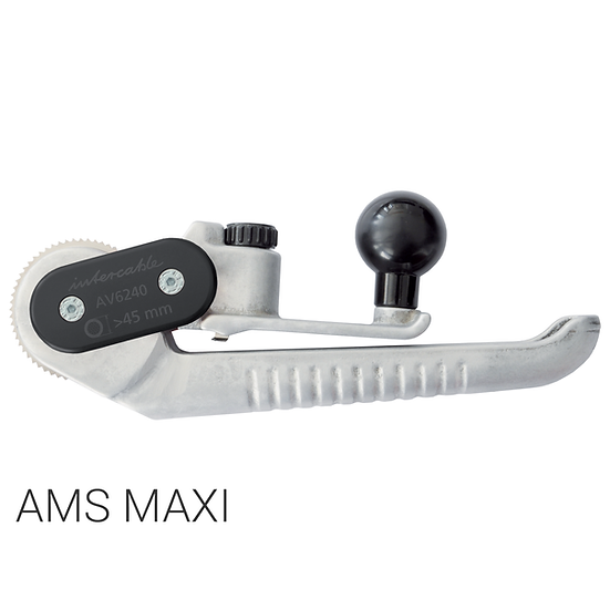 AMS MAXI - Stripping tool for external insulation of large (>45 mm) cables