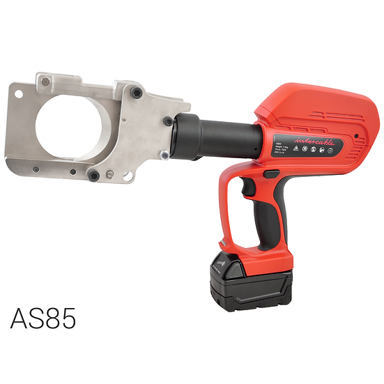 Battery operated hydraulic cutting tool | Ø 85 mm | Al, Cu, Light Armoured