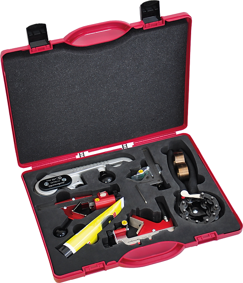 Set 2 - Stripping tools for armoured cables - 1799006