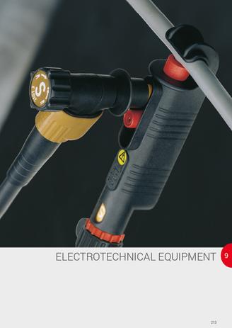 Elektrotechnikai felszerelések | Echipamente electrotehnice | Elektrotechnické zariadenia | Elektrotehniška oprema