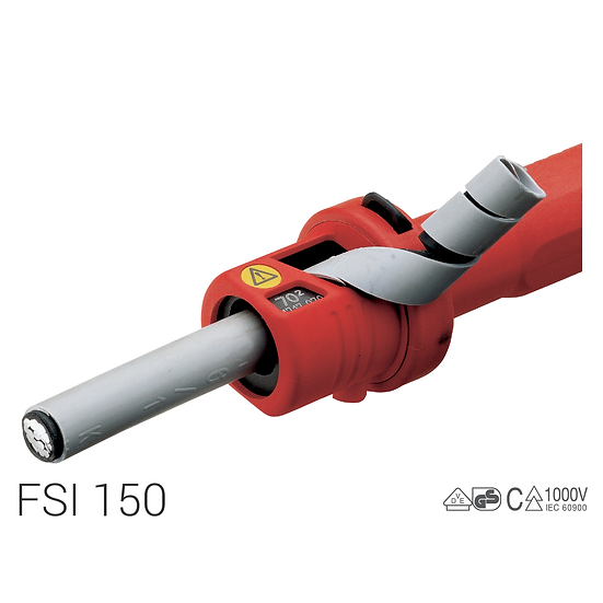 FSI 150 - Insulated wire stripper for ABC / overhead cables
