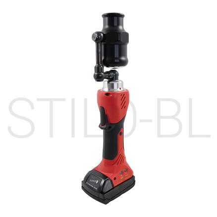 Stilo-BL battery operated hydraulic punching tool