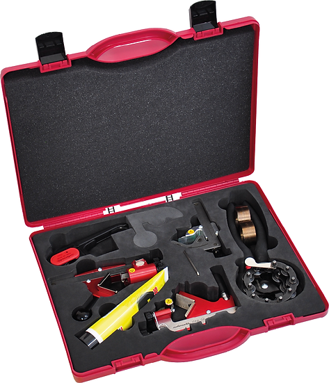 Set 1 - Stripping tools for armoured cables - 1799005