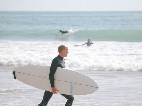 An Intermediate Surfer´s Story whilst at The Surf Experience...